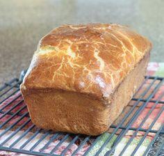 Fresh Brioche Loaves