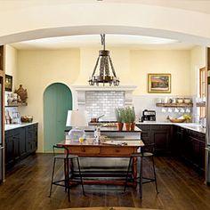 Antique Texas Kitchen | Stylish Vintage Kitchen Ideas - Southern Living
