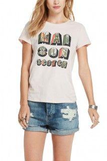 Scotch&Soda pudrové tričko Photo Print Artwork - 1080 Kč Scotch Soda, Artwork Prints, T Shirt, Women, Fashion, Supreme T Shirt, Moda, Tee Shirt, Fashion Styles