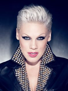 I love P!nk. Such a sassy, outspoken lady.
