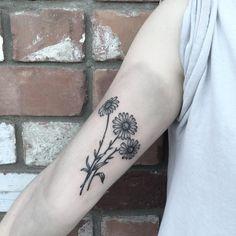 21 Seasonal Tattoo Ideas For Anyone Who Really, Truly Loves Spring