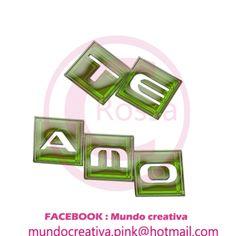 MUNDO ROSSA-PNG: TE AMO PNG-5