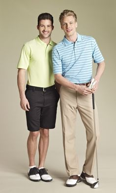 Bon-Ton golf apparel for men