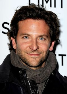 """Bradley Cooper...my sister's choice for the role of Christian Grey.  @Traci Mead Streisel  (""""Limitless"""" London premiere)"""