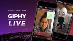 Giphy expands Facebook integration with GIFs for live video and camera effects - http://bambinoides.com/giphy-expands-facebook-integration-with-gifs-for-live-video-and-camera-effects/