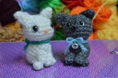 Crochet Crafts, Crochet Toys, Crochet Projects, Free Crochet, Crochet Giraffe Pattern, Crochet Patterns, Gato Crochet, Bird Free, Small Sewing Projects