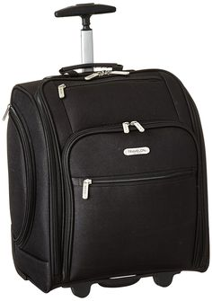 0f50a6d58a0a Travelon 14 Inch Wheeled Carry-On     Find out more details by clicking