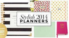 New Year, New Agenda: 15 Stylish Planners To Organize Your2014 | StyleCaster I completely NEED the Day Designer