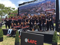 More LAFC events soon. To be invited go to http://LAFC.com and sign up for our email list. Join us. #LAFC