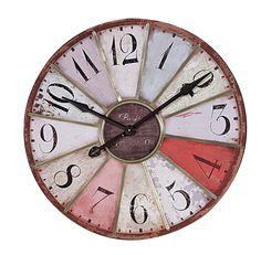 Aaron Wall Clock