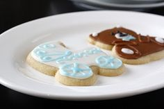 Sugar Cookies with Glaze Icing – Cookie Baking Tips
