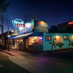 Splash Cafe - Pismo Beach, California. The most delicious clam chowder in the universe!