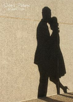 Shadows embrace