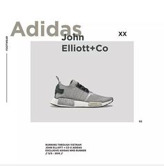 bece6a083f7ad John Elliott Co. x adidas NMD R1 Possible Collaboration