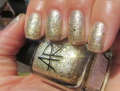 My Nail Polish Obsession: Alanna Renee Golden Snitch