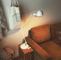 Votre lampe avec étau D4040 de JIELDE au meilleur prix Vibert