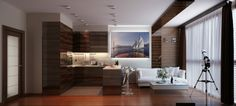 3 Distinctly Themed Apartments Under 800 Square Feet with Floor plans