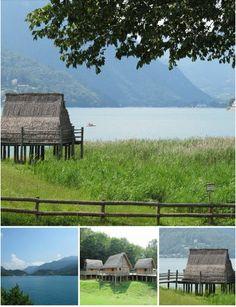 Het Gardameer in Italië: Lago di Ledro