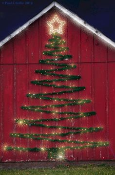 16 Awesome Outdoor Christmas Decor Ideas