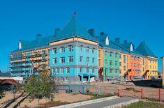 муравленко Детский сад в пятом микрорайоне города