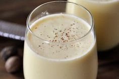 Homemade Eggnog {Are you a lover or hater?}