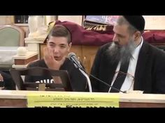 Rabbi Rami Levy & 15 year Old Natan English Subtitles - Testimony About The End of Days Coming Soon - YouTube