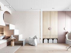 Kids Bedroom Designs, Kids Room Design, Room Interior, Interior Design, Baby Kind, My New Room, Feng Shui, Furniture Design, Bedroom Decor
