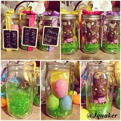 Easter gifts for teachers plastic eggs filled with candy my diy how to make a simple and easy easter gift for teachers negle Choice Image