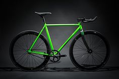 State Bicycle Premium Fixed Gear Bike Green 49cmXSmall * You can find more details by visiting the image link. This is an Amazon Affiliate links.