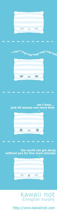 Kawaii Not - Hit The Snooze Button