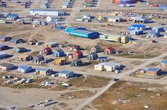 northern nunavut cities