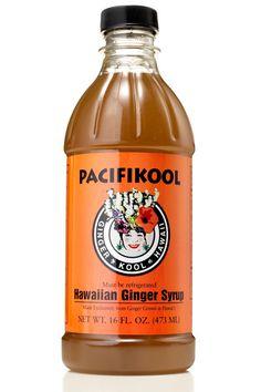 PacifiKool Hawaiian Ginger Syrup - Saveur.com
