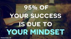 ذهنیت 95 درصد ، استراتژی 5 درصد - باب پراکتور