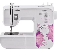 Buy Brother AE2500 Stitch Sewing Machine - White at Argos.co.uk, visit Argos.co.uk to shop online for Sewing machines, Sewing machines and accessories, Hobbies and crafts, Sports and leisure