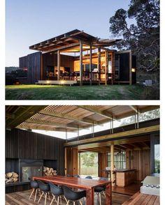 Castle Rock House, Whangarei Heads, #NewZealand by @HerbstArchitects #interiors #interiordesign #architecture #decoration #interior #home…