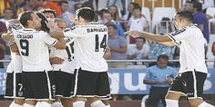 Pertandingan Liga Europa untuk kali ini akan mempertemukan Valencia vs St Gallen yang akan digelar Pada hari Sabtu (25/10/2013) di Stadium de Mestalla - Valencia, Spanyol dan akan disiarkan LIVE di SCTV Pukul 02:15 WIB.