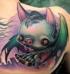 Bat-Tattoo-Fledermaus-007-Kelly Doty