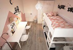 Recámaras infantiles de estilo escandinavo por ELEMENTY - Pracownia Architektury Wnętrz