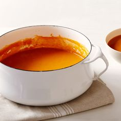 Roasted Tomato Soup by Tyler Florence
