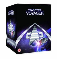 BARGAIN Star Trek Voyager: The Complete Collection [DVD] JUST £38 At Amazon - Gratisfaction UK Bargains #startrek #dvd