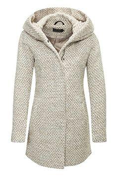 5713028888875   #Only #Damen #Wollmantel #Kurzmantel #Winterjacke #(XS, #Simply…
