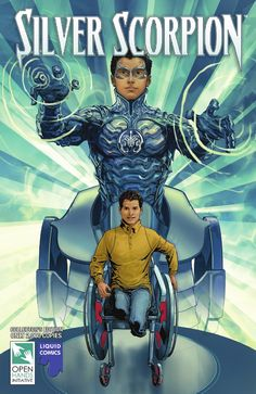 The Silver Scorpion: The First Ever Cross-Cultural Superhero with a Disability