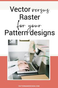 Should you create raster or vector designs for your textile design or surface pattern design business Should you use Photoshop or Illustrator? Learn tips for the differences between the 2 creative cloud apps. #illustrator #photohsop #illustratortutorial #photoshoptutorial #photoshoptutorials Kids Patterns, Floral Patterns, Photoshop Tips, Photoshop Tutorial, Textile Design, Fabric Design, Illustrator Tutorials, Inspiration For Kids