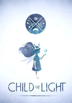 Child of light looks like such a fun game! beautiful artwork.