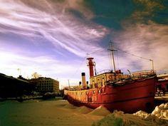 Eastern Harbor of Helsinki