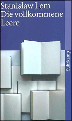 Die vollkommene Leere (suhrkamp taschenbuch): Amazon.de: Stanislaw Lem, Klaus Staemmler, Irmtraud Zimmermann-Göllheim: Bücher