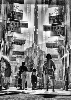 15 vintage photos that show what Hong Kong looked like in the and Urban Photography, Creative Photography, Street Photography, Photography Portraits, Minimalist Photography, Color Photography, Amazing Photography, Fan Ho, Geometric Construction