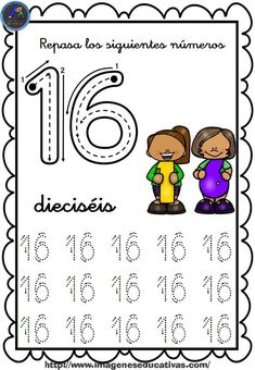 1 to 30 Numbers Line Study - Preschool Children Akctivitiys Printable Preschool Worksheets, Writing Worksheets, Numbers Preschool, Free Preschool, Kindergarten Activities, Writing Activities, Line Study, Classroom Decor Themes, School Items