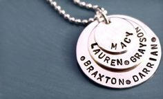 Groupon - Personalized Jewelry and Charms from i declare! (Up to 53% Off). Two Options Available. in Online Deal. Groupon deal price: $19.00
