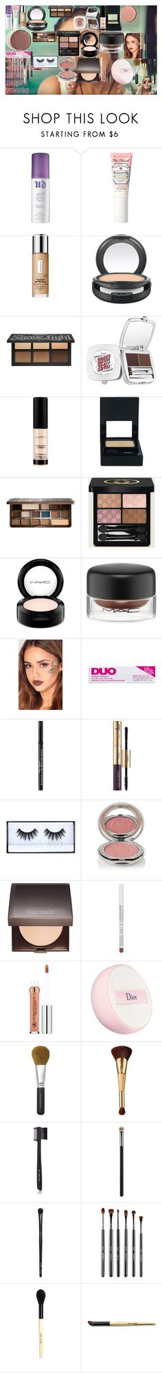 """Perrie Edwards """"Shout Out To My Ex"""" ♡ Makeup Tutorial by oroartye-1 on Polyvore featuring beauty, Sigma, Chantecaille, Too Faced Cosmetics, Gucci, Kat Von D, Laura Mercier, tarte, Sisley and Benefit"""